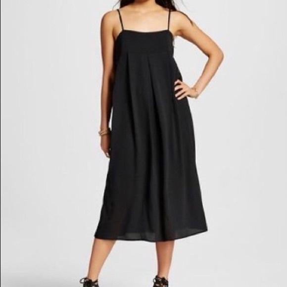 e14a6f8cc29e Who What Wear Dresses | Apron Slip Dress | Poshmark